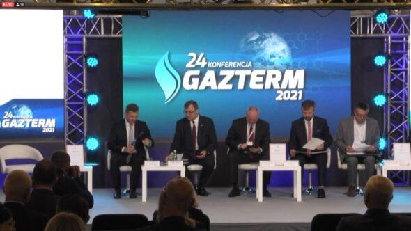 Gazterm 2021. Fot. Michał Perzyński