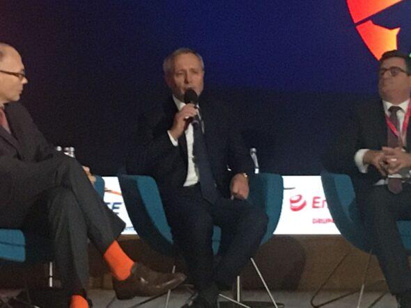 Jan Frania – Wiceprezes Zarządu ds. Infrastruktury Sieciowej, PGE Dystrybucja S.A, OSE 2021. Fot. Mariusz Marszałkowski