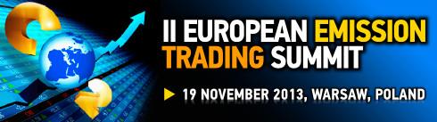 European Emission Trading Summit