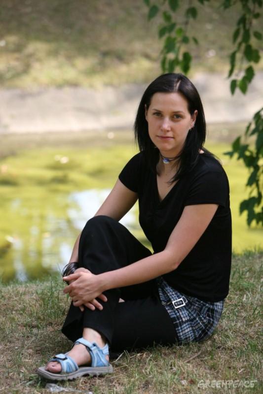Katarzyna Guzek Greenpeace