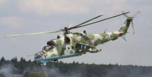 Polski Mi-24D