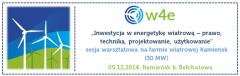 baner_W4E_szkolenie_kamiensk_15.12.2014