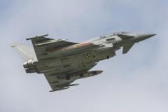 Typhoon z Meteorem. Zdjęcie: BAE Systems