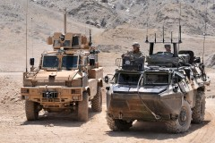 Afghan, coalition forces conduct joint operation in Shpee valley