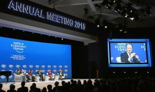World Economic Forum 2015 w Davos. Zdj.: WEF