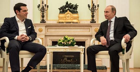 Tsiparas Putin