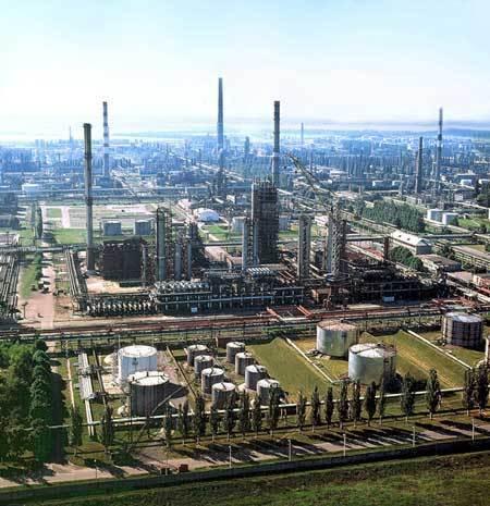 Rafineria Kremeńczuk