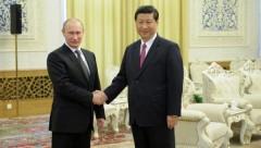 Władimir Putin i Xi Jinping. Fot. Kancelaria Prezydenta Federacji Rosyjskiej