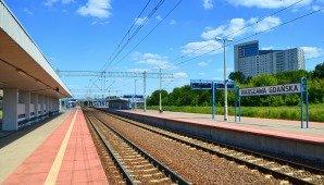 stacja Warszawa Gdańska