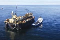 Castoro Sei - statek do kładzenia rur Saipem