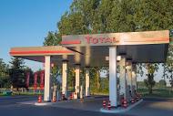 Stacja Total Mirosławice