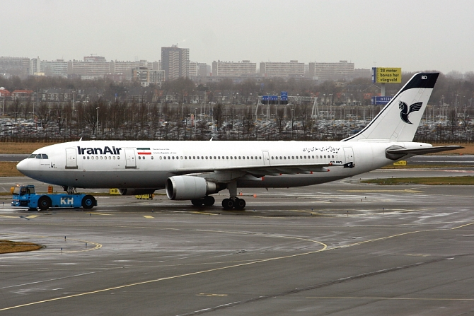iranair,A306,AMS,EC-IBD