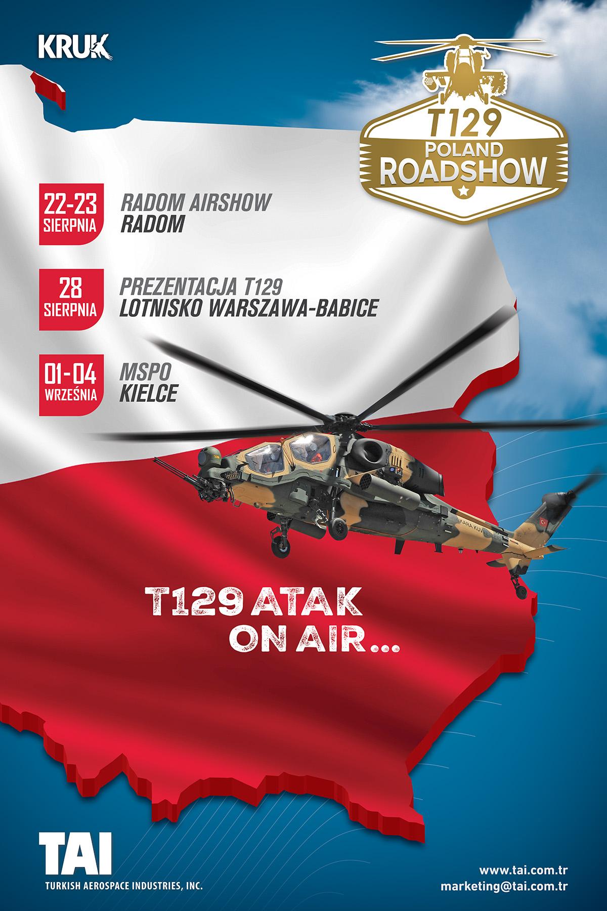 T129 ATAK POLAND ROADSHOW_PL