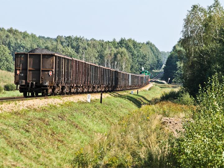 Bogdanka wagony
