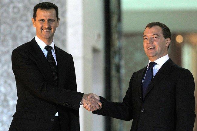 Assad Miedwiediew