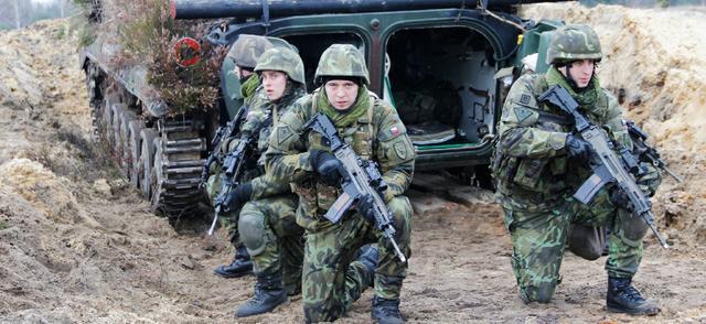 wojskożołnierze