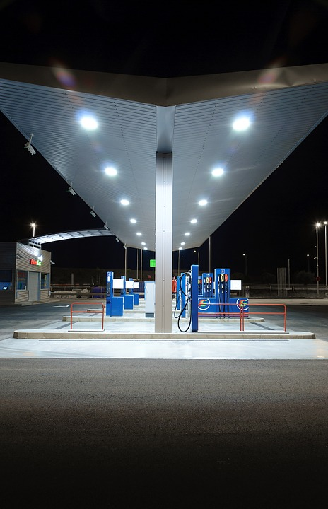 Froet Gas – stacja