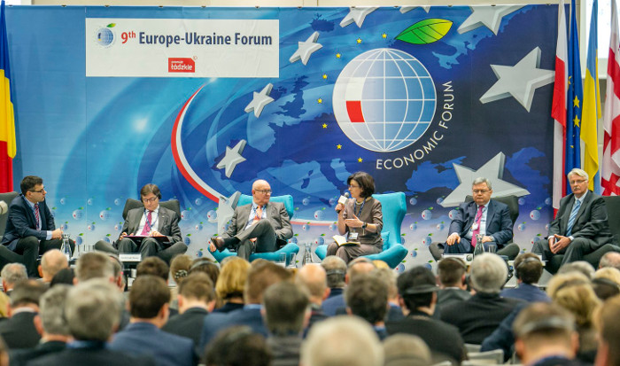 Startup Session na Forum Europa – Ukraina