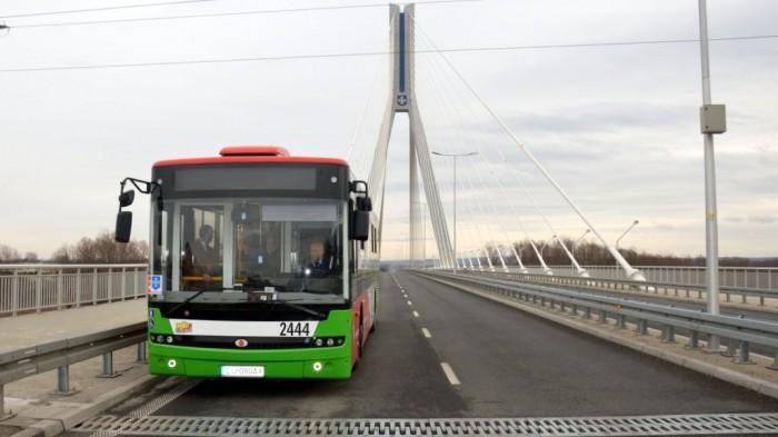 autobus elektryczny komunikacja miejska elektromobilność