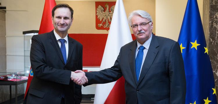 MSZ Chorwacji Polski