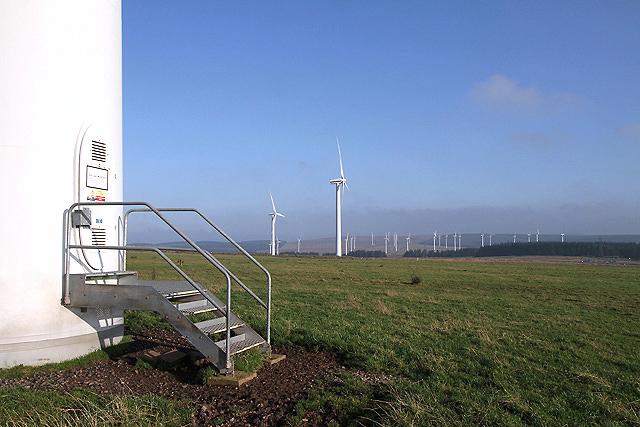 energetyka oze wiatrak