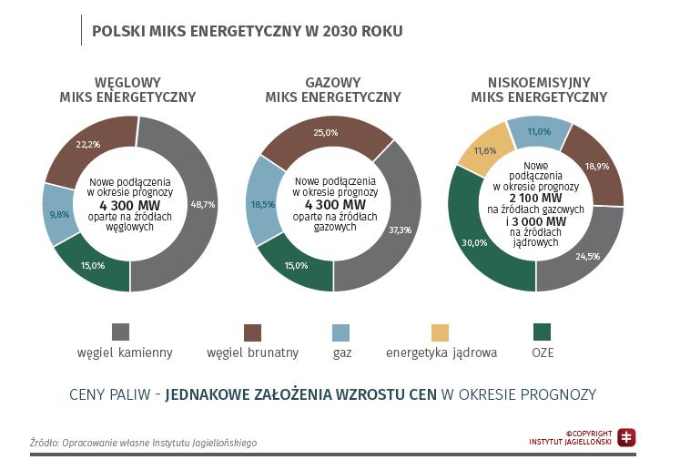 Raport IJ Miks energetyczny
