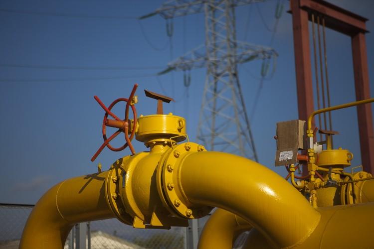 gazociąg gaz rurociąg