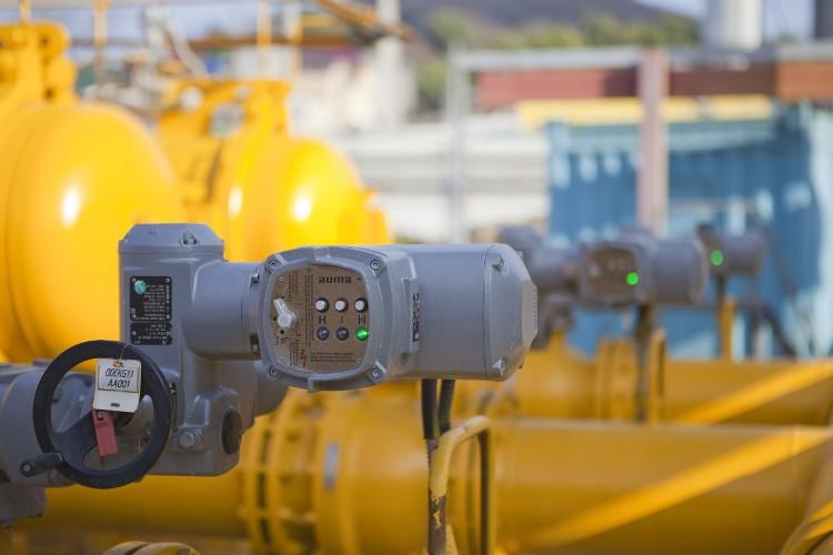 rurociąg gaz rura gazociąg