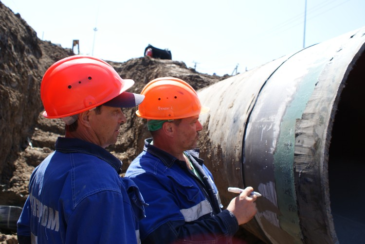 gazociąg gaz rurociąg infrastruktura gazprom