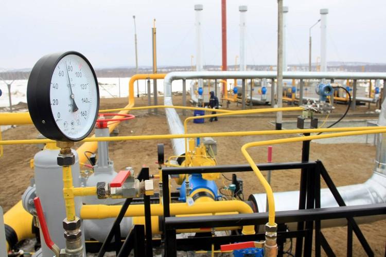 gazociąg gaz rurociąg wskaźnik
