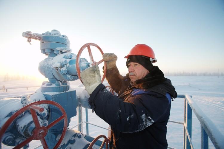 arktyka gazociąg gaz rurociąg infrastruktura gazprom