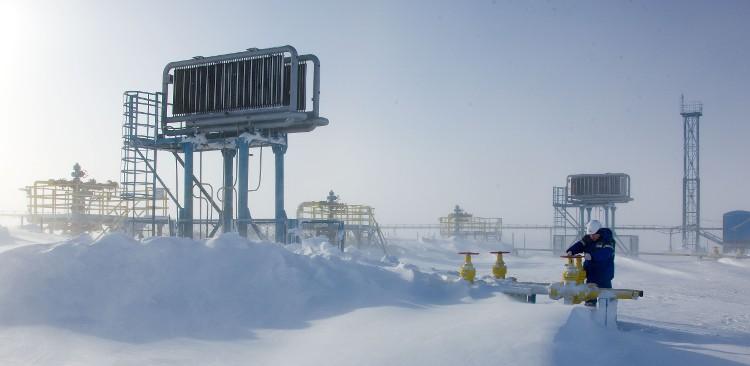 gazociąg gaz rurociąg infrastruktura gazprom arktyka