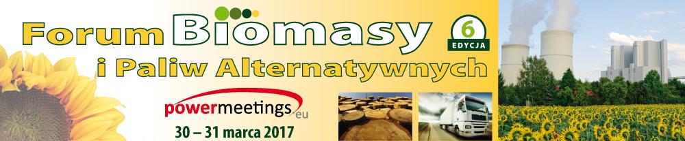 VI Wiosenne Święto Branży – Forum Biomasy i Paliw Alternatywnych