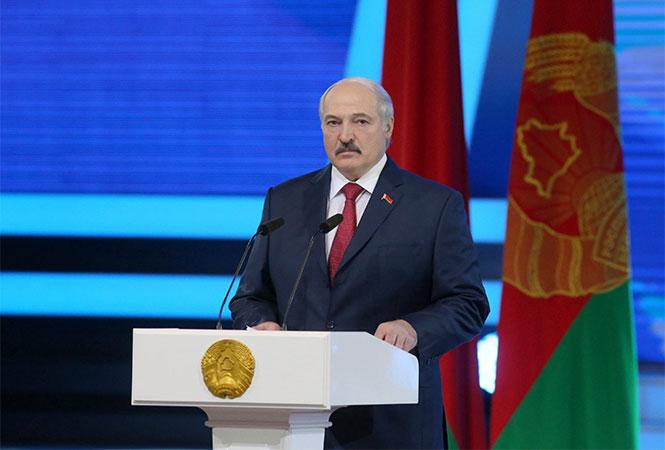 Łukaszenka Białoruś