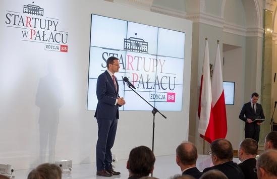 Wicepremier Mateusz Morawiecki, Fot.: Ministerstwo Rozwoju
