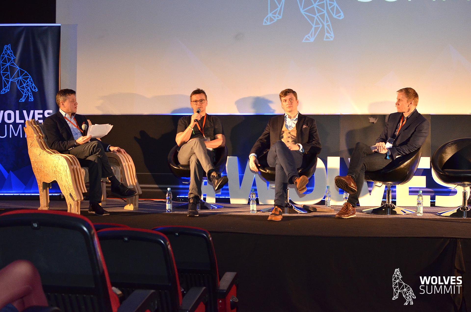 Piąte spotkanie na konferencji technologicznej Wolves Summit pod patronatem BiznesAlert.pl