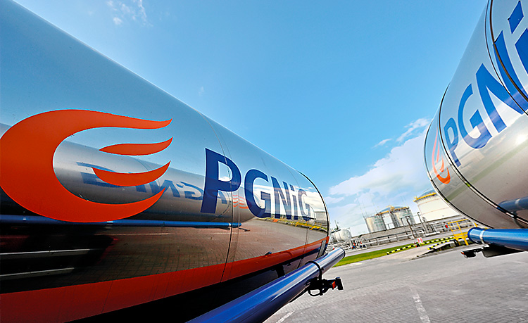 PGNiG OD zanotowało wzrost sprzedaży CNG i LNG w 2020 roku - BiznesAlert.pl