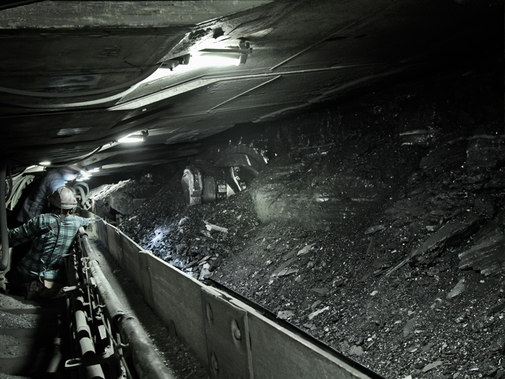 górnictwo kopalnia
