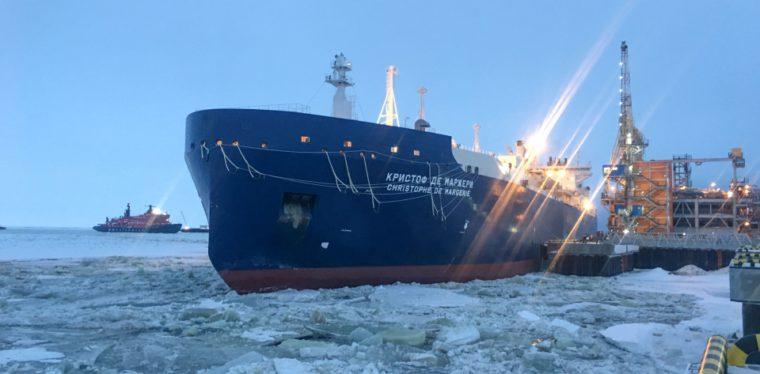 Total statek Arktyka