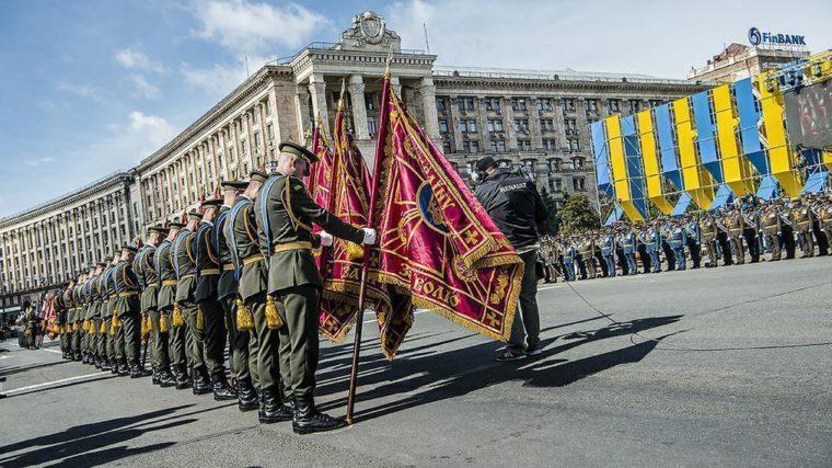 Defilada w Kijowie