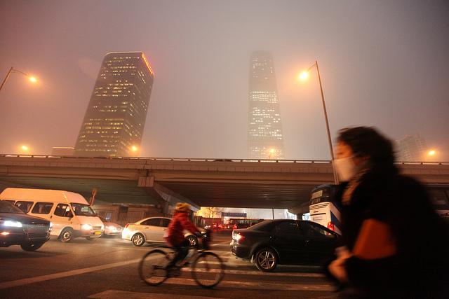 Smog, zanieczyszczenie