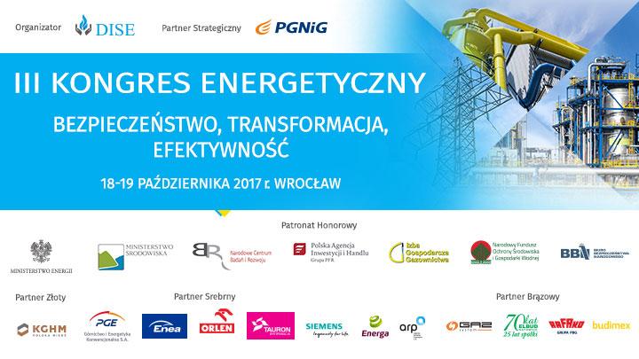 III Kongres Energetyczny we Wrocławiu