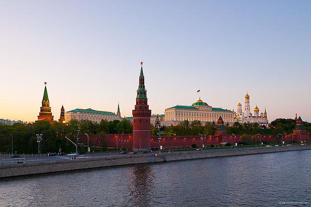 Kreml. Fot. Wikipedia/CC