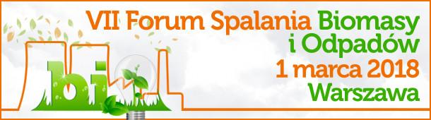 VII Forum Spalania Biomasy i Odpadów