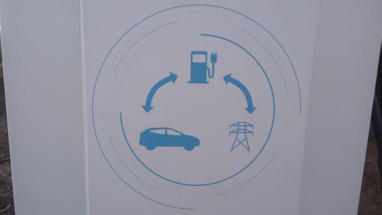 Elektryczny ekosystem Nissana. Fot. BiznesAlert.pl