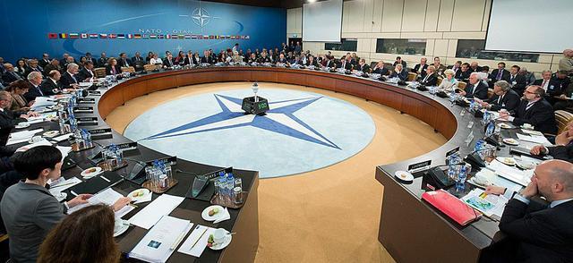 bezpieczeństwo Obrady NATO. Fot. Ministerstwo Obrony Narodowej
