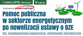 Pomoc publiczna w sektorze energetycznym