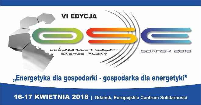 Ogólnopolski Szczyt Energetyczny OSE GDAŃSK 2018