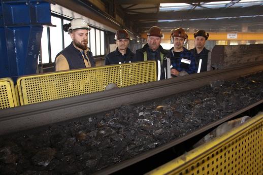 bogdanka węgiel górnictwo górnik górnicy