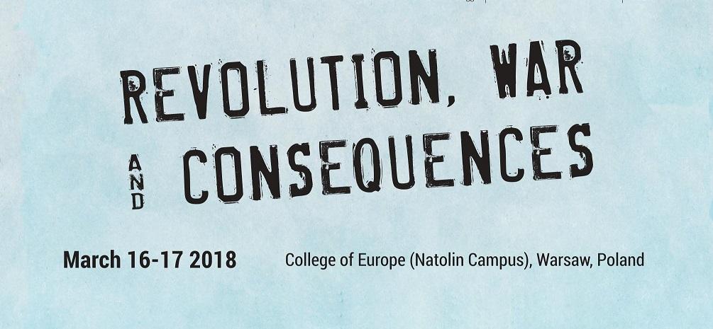 3R: Rewolucja, wojna i ich konsekwencje